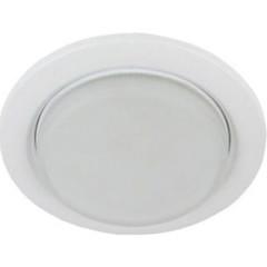 Точечный светильник Эра KL70 WH под лампу GX53 13 Вт белый
