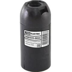 Патрон Dori Е14 подвесной термостойкий пластик
