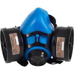 Респиратор Исток-300 РПГ-67 черно-синий