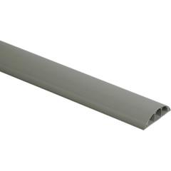 Кабель-канал IEK Элекор напольный 70x16 мм серый