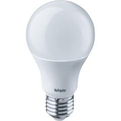 Лампа светодиодная Navigator A60 10 Вт 220-240 В 2700 К Е27