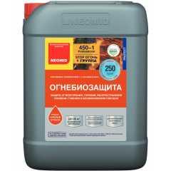 Антисептик Neomid 450 огнебиозащитный I группа тонированный 10 кг