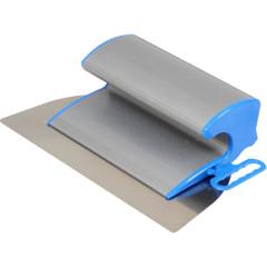 Шпатель для финишной отделки KUBALA со сменными лезвиями 400 мм