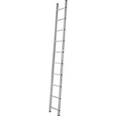 Лестница алюминиевая Новая Высота NV 1210 односекционная 1x10