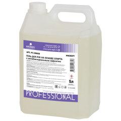 Гигиенический гель для рук Prosept с антибактериальным эффектом на основе спирта 5 л
