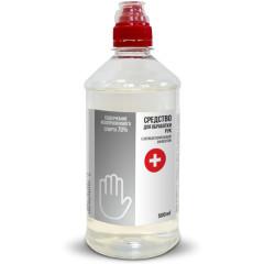 Раствор антисептический для рук 0,5л Спирт 70%