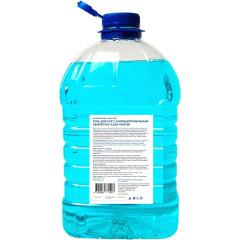 Гель незагущенный антисептик для рук и поверхностей Канистра ПЭТ 4 л спирт 70%
