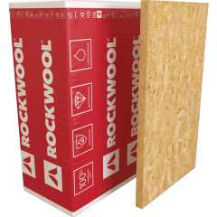 Каменная вата Rockwool Венти Баттс 1000x600x100 мм 2.4 м2 (объем упаковки 0.24 м3)