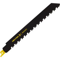 Пилка для сабельной пилы Dexter по кирпичу 150 мм