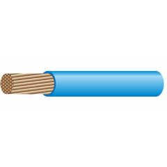 Провод установочный Prysmian ПуГВ 1x6 ГОСТ синий, 1 шт = 1 м