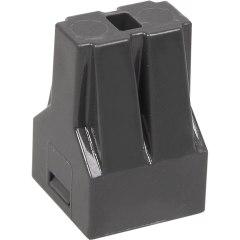 Клемма IEK 773-304 400 В 24 А 4 провода 0.75-2.5 мм2 черный