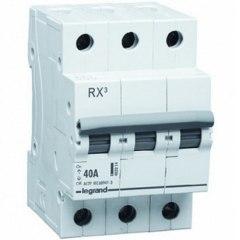 Выключатель нагрузки Legrand RX3 3 модуля 63А