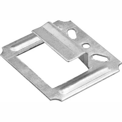 Крепеж для блок хауса Европартнер 6 мм, 450 шт.