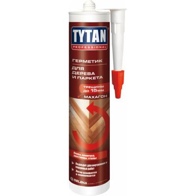 Герметик Tytan акриловый для деревянного паркета сосна 310 мл