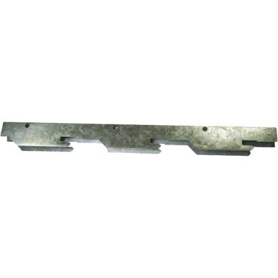 Профиль направляющий фасадный Сesal Н100 300x8.5 см