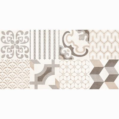 Настенная плитка LB Ceramics ДЮНА фантазия 200х400х7 мм 1.58 м2