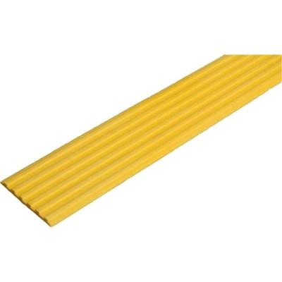 Накладка противоскользящая самоклеющаяся 29х2500 мм желтый