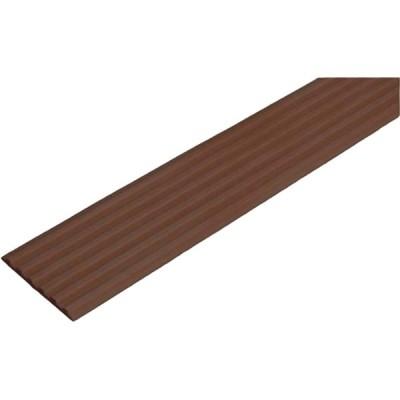 Накладка противоскользящая самоклеющаяся 29х2500 мм коричневый