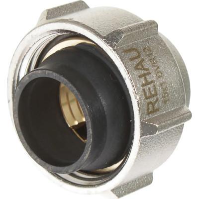 Фото - Евроконус для присоединения стальных труб Rehau d 15 мм х 3/4 внутренняя резьба угол rehau rautitan mx d 16 мм х 1 2 внутренняя резьба