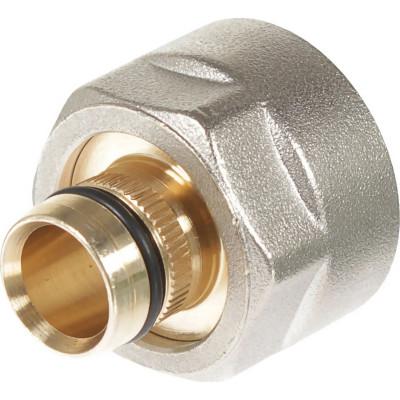 Фото - Евроконус для присоединения труб Rehau Flex / Pink d 20 мм х 3/4 внутренняя резьба угол rehau rautitan mx d 16 мм х 1 2 внутренняя резьба