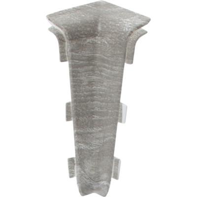 Угол внутренний Salag 72 мм серый гладстоун