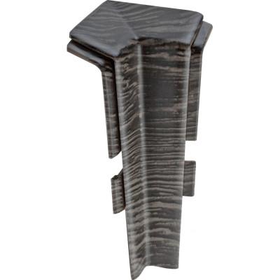 Угол внутренний Salag 80 мм дуб паленый