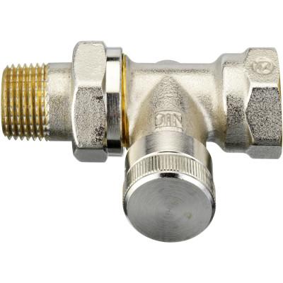Клапан запорный Danfoss RLV 15 прямой