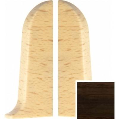 Фото - Заглушка левая и правая T-plast 58 мм дуб состаренный 128, 2 шт. заглушка левая и правая t plast 58 мм дуб состаренный 128 2 шт