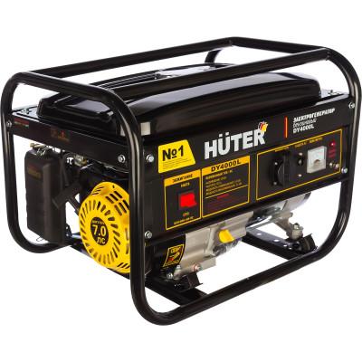 Бензиновый генератор Huter DY4000L 64/1/21