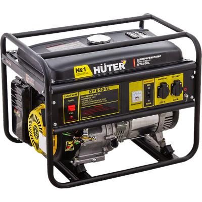 Бензиновый генератор Huter DY6500L 64/1/6