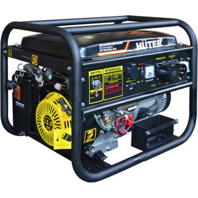 Бензиновый генератор Huter DY6500LXA 64/1/27