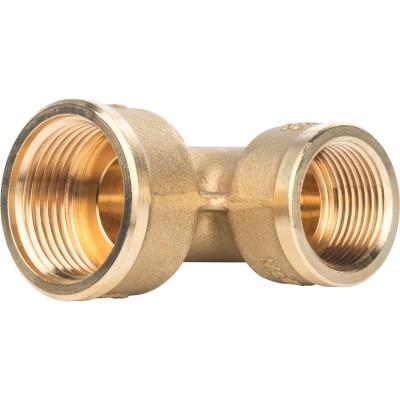 Угольник STOUT ВВ 1 x 3/4 SFT-0013-000134 угольник stout sft 0013 000002 2 внутренняя внутренняя резьба