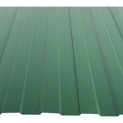 Профнастил Grand Line Optima С8А 0.4 PE RAL 6005 200x120x0.04 см полиэстер (PE) зеленый мох