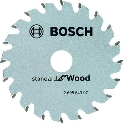 Диск пильный Bosch Optiline Wood 85х15 мм 20 зубьев 2608643071