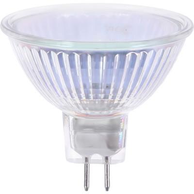 Фото - Лампа галогенная Эра GU5.3-MR16-50W-12V-CL лампа галогенная эра gu5 3 jcdr mr16 35w 230v cl