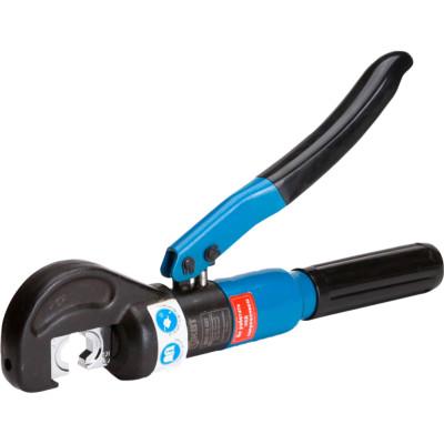 Фото - Пресс гидравлический ручной КВТ ПГР-70 инструмент iek tkl10 004 пресс гидравлический ручной пгр 300 10 300 мм кв