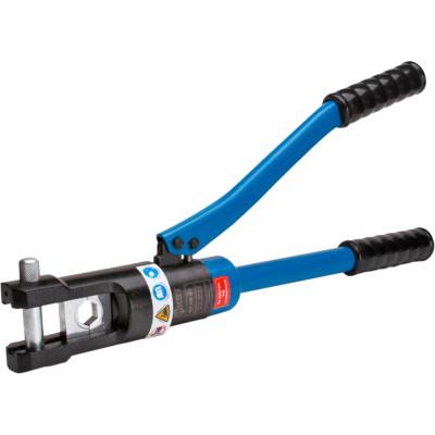 Фото - Пресс гидравлический ручной КВТ ПГР-300 инструмент iek tkl10 004 пресс гидравлический ручной пгр 300 10 300 мм кв