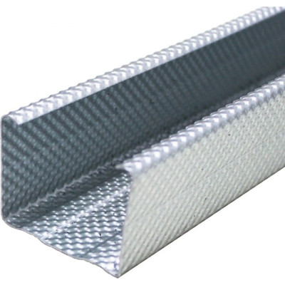 Профиль стоечный Gyproc Ультра ПС 0.6мм 50x40x4000 мм профиль направляющий gyproc ультра пн 50x37x3000 мм