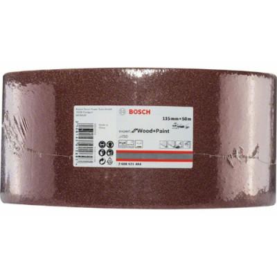Фото - Рулон шлифовальный Bosch J450 Expert for Wood+Paint 2608621464 G60 115x5000 мм шлифкруг bosch 125мм к40 50шт best for wood paint 2 608 607 824
