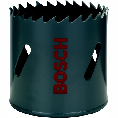 Коронка биметаллическая Bosch Standard 51x44 мм 2608584117 коронка по металлу bosch standard 56 мм 2 608 584 848