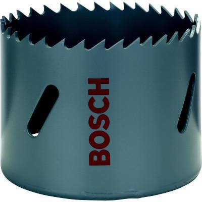 Коронка биметаллическая Bosch Standard 67x44 мм 2608584144 коронка по металлу bosch standard 56 мм 2 608 584 848
