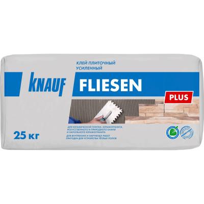 Клей плиточный Кнауф Флизен Плюс C1 25 кг