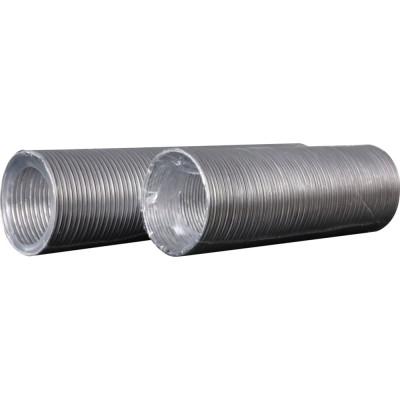 Воздуховод гибкий ERA ВА алюминиевый гофрированный D 110 мм 3 м