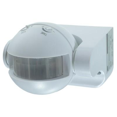Датчик движения IEK ДД-009 1100Вт 180 градусов 12 м IP44 белый