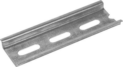 DIN-рейка оцинкованная IEK 10 см
