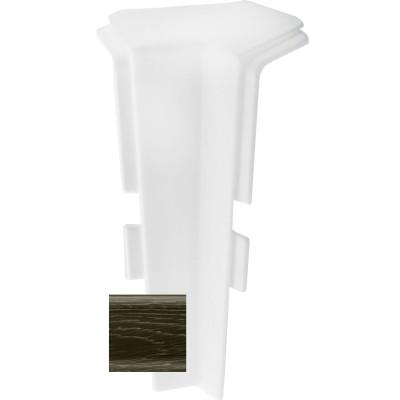 Угол внутренний Salag 72 мм дуб паленый