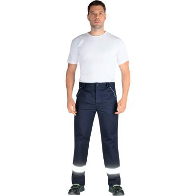 рубашка муж oodji lab цвет темно синий оптический белый 3l110247m 44425n 7910d размер 40 182 48 182 Брюки Балтика-1 темно-синий размер 48-50 рост 182-188