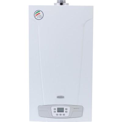 Котел газовый Baxi 24 кВт серый настенный газовый котел baxi baxi luna duo tec mp 1 50