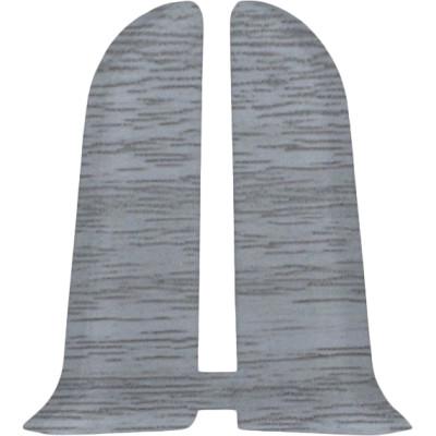 Заглушка Ideal комфорт палисандр серый 22х55 мм