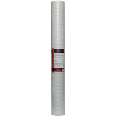 Сетка стеклотканевая интерьерная Wand Master ячейка 5х5 мм 1х45 м 60 гр/м2 сетка стеклотканевая щелочестойкая крепикс ячейка 10х10 мм 1х100 м 115 гр м2